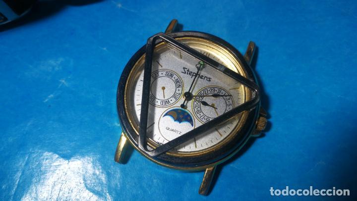 Recambios de relojes: Lote de reloj, relojes, para reparar, piezas, relojerías o lo que se quiera - Foto 5 - 169940093