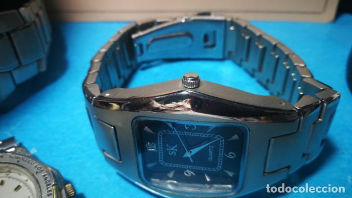 Recambios de relojes: Lote de reloj, relojes, para reparar, piezas, relojerías o lo que se quiera - Foto 6 - 169940093