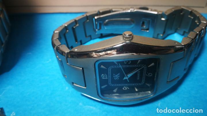 Recambios de relojes: Lote de reloj, relojes, para reparar, piezas, relojerías o lo que se quiera - Foto 7 - 169940093