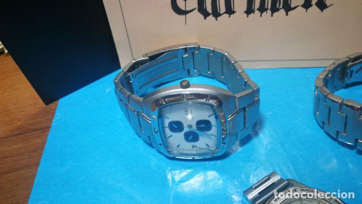 Recambios de relojes: Lote de reloj, relojes, para reparar, piezas, relojerías o lo que se quiera - Foto 8 - 169940093