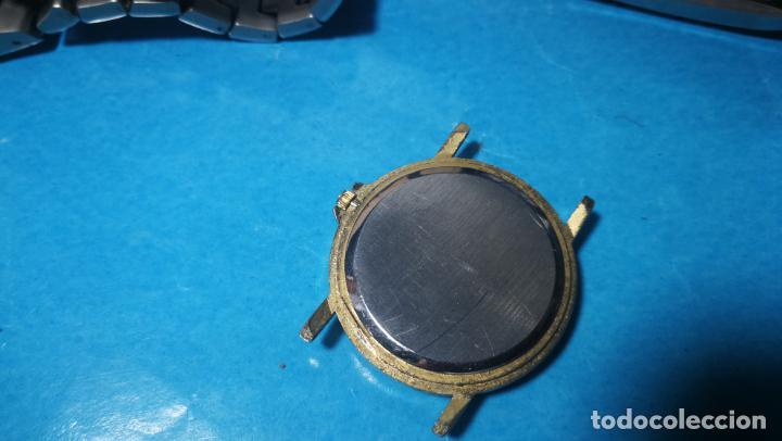 Recambios de relojes: Lote de reloj, relojes, para reparar, piezas, relojerías o lo que se quiera - Foto 9 - 169940093