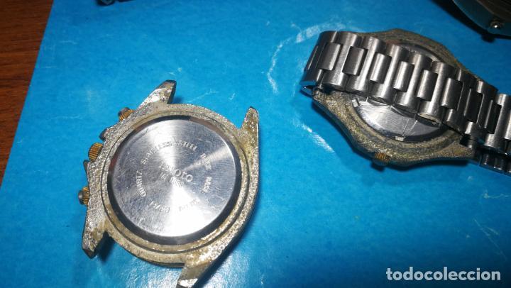 Recambios de relojes: Lote de reloj, relojes, para reparar, piezas, relojerías o lo que se quiera - Foto 11 - 169940093