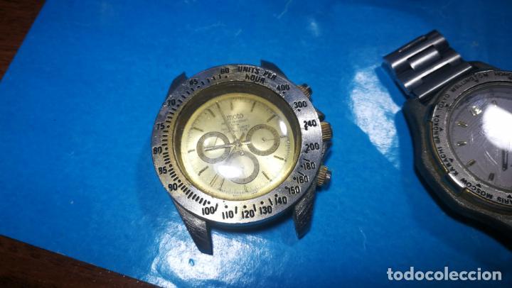 Recambios de relojes: Lote de reloj, relojes, para reparar, piezas, relojerías o lo que se quiera - Foto 12 - 169940093