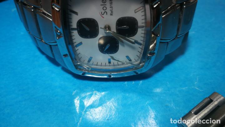 Recambios de relojes: Lote de reloj, relojes, para reparar, piezas, relojerías o lo que se quiera - Foto 15 - 169940093