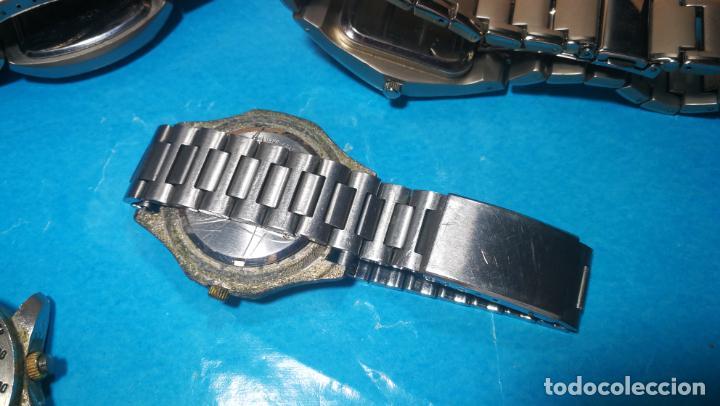 Recambios de relojes: Lote de reloj, relojes, para reparar, piezas, relojerías o lo que se quiera - Foto 18 - 169940093