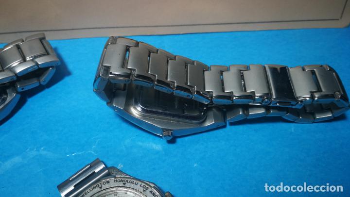 Recambios de relojes: Lote de reloj, relojes, para reparar, piezas, relojerías o lo que se quiera - Foto 19 - 169940093