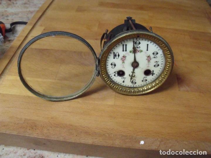 ¡¡GRAN OFERTA!! ANTIGUA MAQUINARIA PARIS PARA RELOJ DE SOBREMESA- LOTE 74 (Relojes - Recambios)