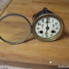 Recambios de relojes: ¡¡GRAN OFERTA!! ANTIGUA MAQUINARIA PARIS PARA RELOJ DE SOBREMESA- LOTE 74. Lote 170124104