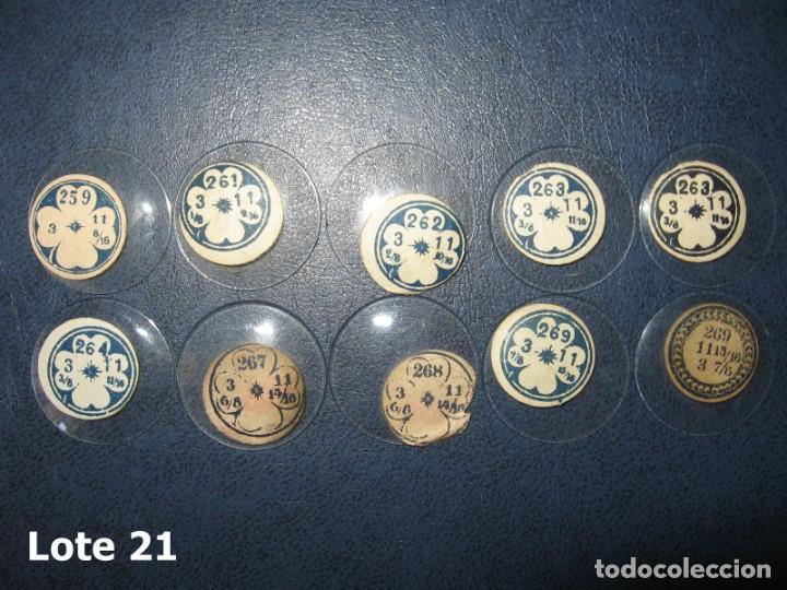 Recambios de relojes: Lote de pequeños y antiguos cristales para relojes de pulsera o bolsillo - Foto 3 - 170164292