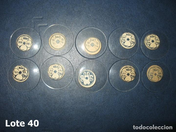 Recambios de relojes: Lote de medianos y antiguos cristales para relojes de pulsera o bolsillo. - Foto 2 - 170170564