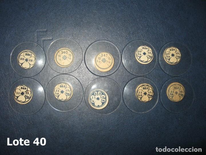 Recambios de relojes: Lote de medianos y antiguos cristales para relojes de pulsera o bolsillo. - Foto 4 - 170170564