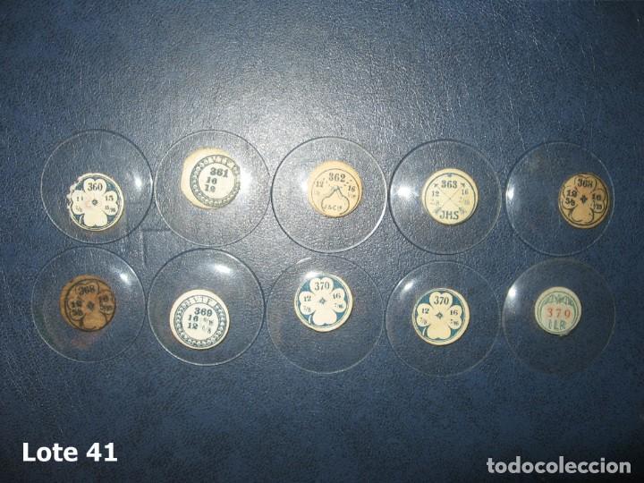 Recambios de relojes: Lote de medianos y antiguos cristales para relojes de pulsera o bolsillo. - Foto 3 - 170191988