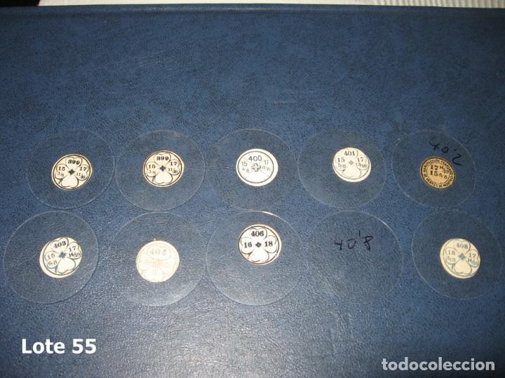 Recambios de relojes: Lote de medianos y antiguos cristales para relojes de pulsera o bolsillo. - Foto 4 - 170195848