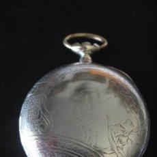 Recambios de relojes: CAJA ANTIGUA PARA RELOJ DE BOLSILLO. Lote 170268304
