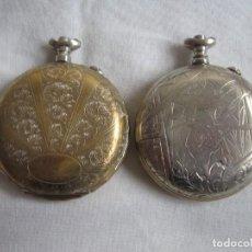 Recambios de relojes: CAJAS ANTIGUAS PARA RELOJES DE BOLSILLO.. Lote 170294964