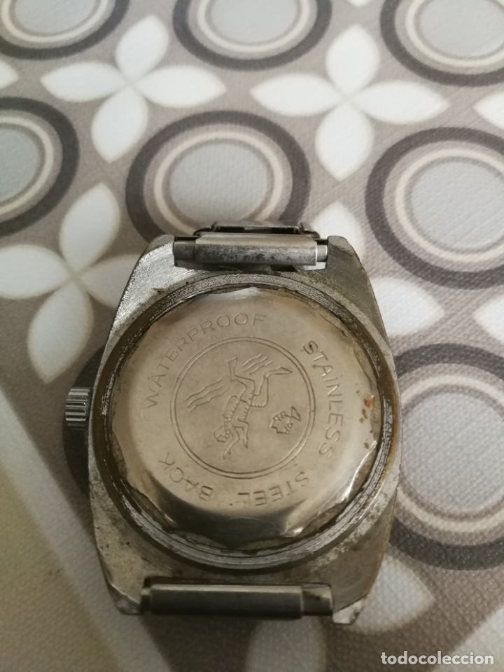 Recambios de relojes: MÁQUINA DE RELOJ CERNOS (DIVER????) - Foto 3 - 170403644