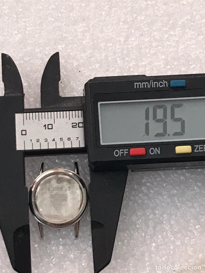 Recambios de relojes: Caja case reloj omega y hebilla sin usar para señoras - Foto 5 - 171118729