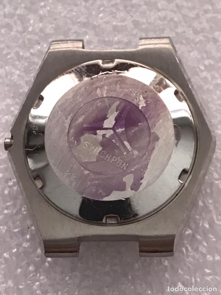 Recambios de relojes: Caja case reloj CYMA para maquinaria automática ref 22.447 sin usar - Foto 3 - 171184172