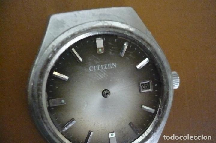 MAQUINARIA CITIZEN (Relojes - Recambios)