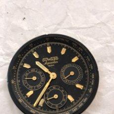 Recambios de relojes: MAQUINA DUWARD AQUASTAR PUW 2570 SWISS VER FOTOS. Lote 171410682