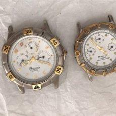 Recambios de relojes: DOS RELOJES CUARZO ( PARA REPARAR). Lote 171442757