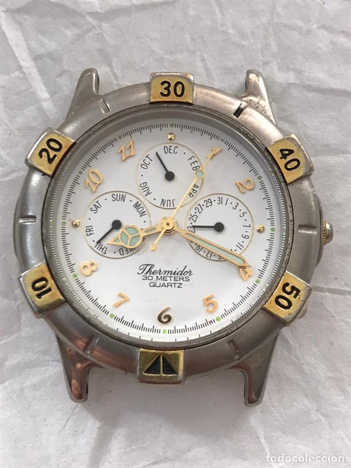 Recambios de relojes: Dos relojes cuarzo ( para reparar) - Foto 4 - 171442757