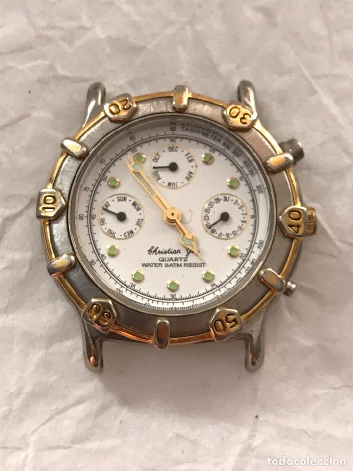Recambios de relojes: Dos relojes cuarzo ( para reparar) - Foto 6 - 171442757