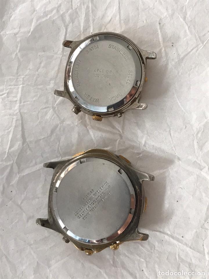 Recambios de relojes: Dos relojes cuarzo ( para reparar) - Foto 9 - 171442757