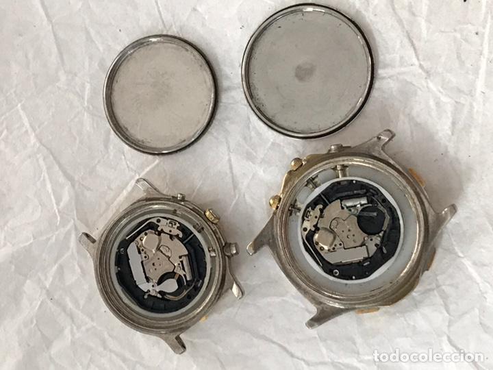 Recambios de relojes: Dos relojes cuarzo ( para reparar) - Foto 12 - 171442757