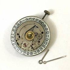 Recambios de relojes: MÁQUINA PARA RELOJ CALIBRE AS 1791/93 CARGA MANUAL CALENDARIO. Lote 171454725