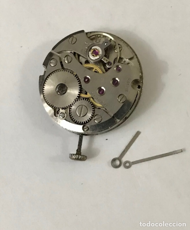 Recambios de relojes: Máquina Para reloj calibre AS 1791/93 Carga Manual Calendario - Foto 2 - 171454725