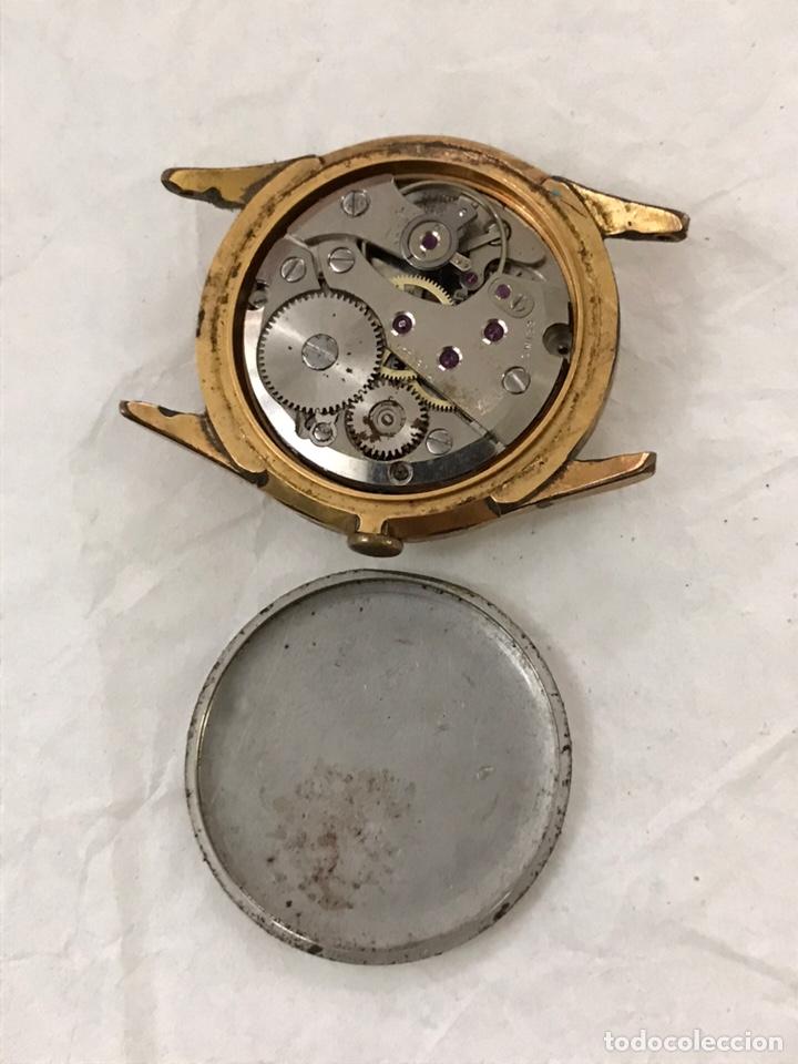 Recambios de relojes: Reloj PATIC SWISS carga manual para piezas 30 mm - Foto 4 - 171491365