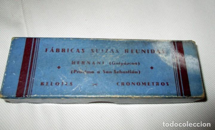 Recambios de relojes: PULSERA DORADA EXTENSIBLE DE METAL PARA RELOJ DE SEÑORA. FÁBRICAS SUIZAS, HERNANI, AÑOS 40. - Foto 2 - 172006483