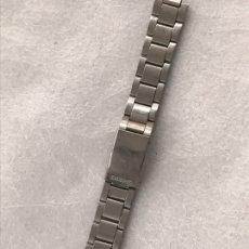 Recambios de relojes: CORREA BRACELET ORIENT 18 MM / 8,7 MM ). Lote 172179594