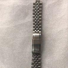 Recambios de relojes: CORREA BRACELET CITIZEN ( 18 MM / 8 MM ). Lote 172179678