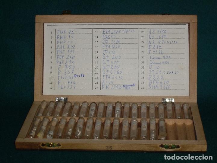 Recambios de relojes: RELOJERO - PIEZAS DE RECAMBIO - Foto 4 - 172230924