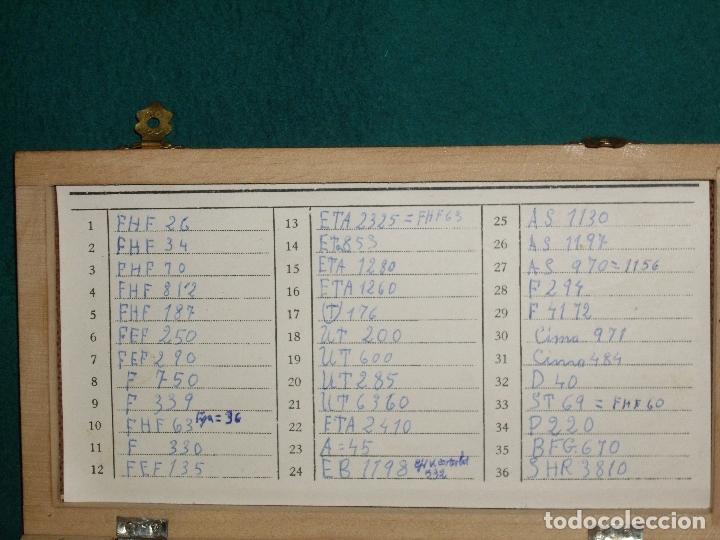 Recambios de relojes: RELOJERO - PIEZAS DE RECAMBIO - Foto 9 - 172230924