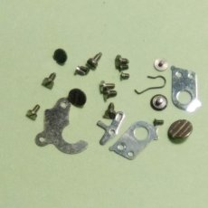 Pièces de rechange de montres et horloges: CITIZEN - 8110A - TORNILLOS+PZAS.VÁRIAS - (CD-2661). Lote 172734422