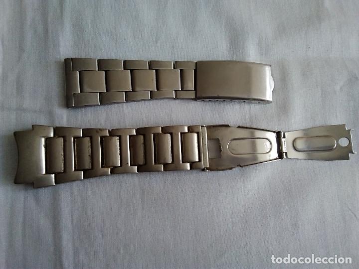Recambios de relojes: 6-REPUESTOS PARA RELOJ, CORREAS - Foto 9 - 173062663