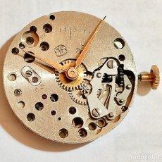 Recambios de relojes: MOVIMIENTO CAL. FHF 70. FUNCIONA BIÉN.. Lote 173387514