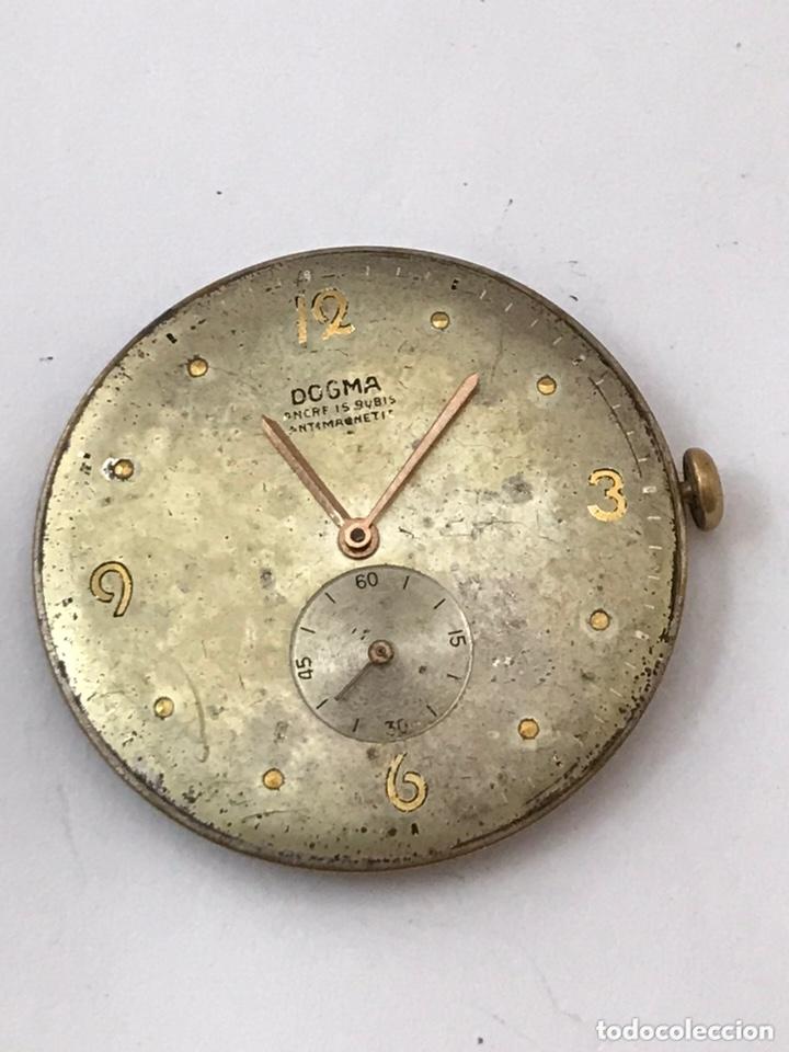 Recambios de relojes: maquinaria Reloj DOGMA cal AROGNO 151 - Foto 3 - 173443214