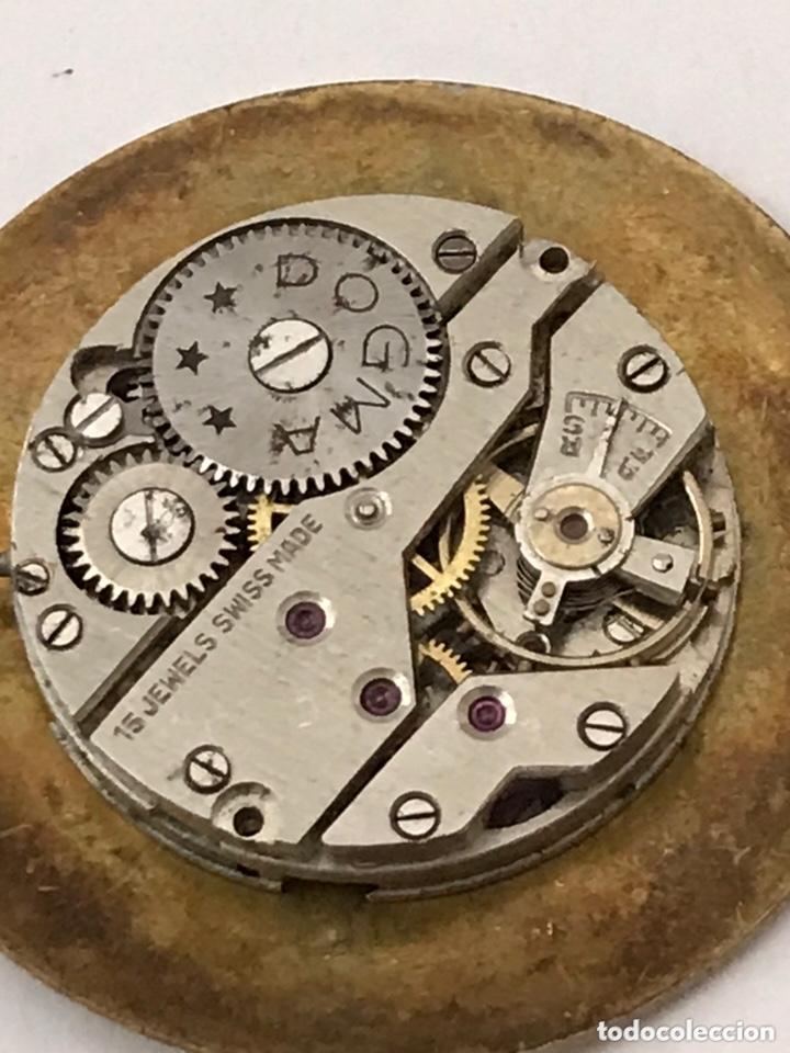 MAQUINARIA RELOJ DOGMA CAL AROGNO 151 (Relojes - Recambios)
