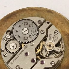 Recambios de relojes: MAQUINARIA RELOJ DOGMA CAL AROGNO 151. Lote 173443214