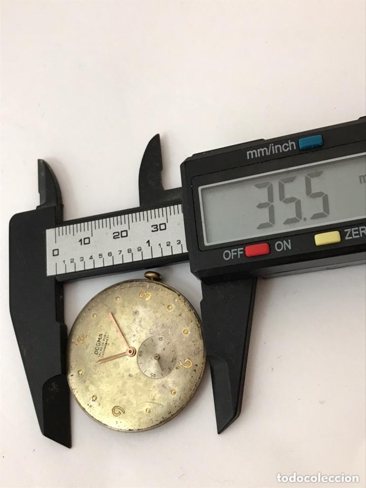 Recambios de relojes: maquinaria Reloj DOGMA cal AROGNO 151 - Foto 4 - 173443214