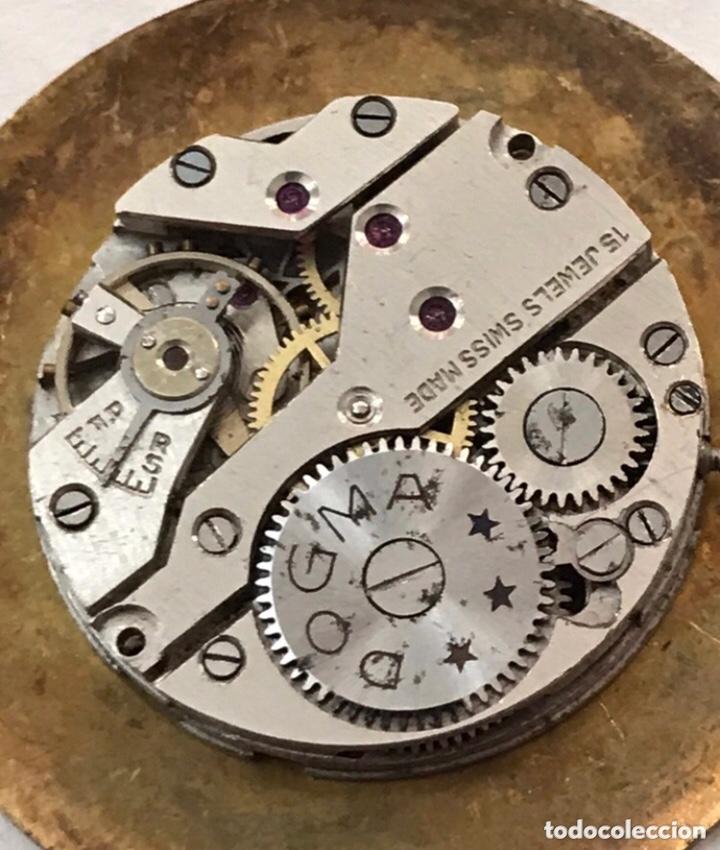 Recambios de relojes: maquinaria Reloj DOGMA cal AROGNO 151 - Foto 6 - 173443214