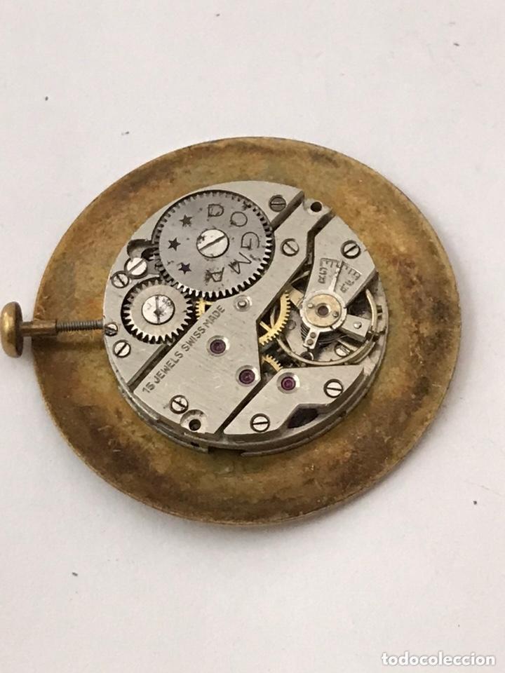 Recambios de relojes: maquinaria Reloj DOGMA cal AROGNO 151 - Foto 2 - 173443214