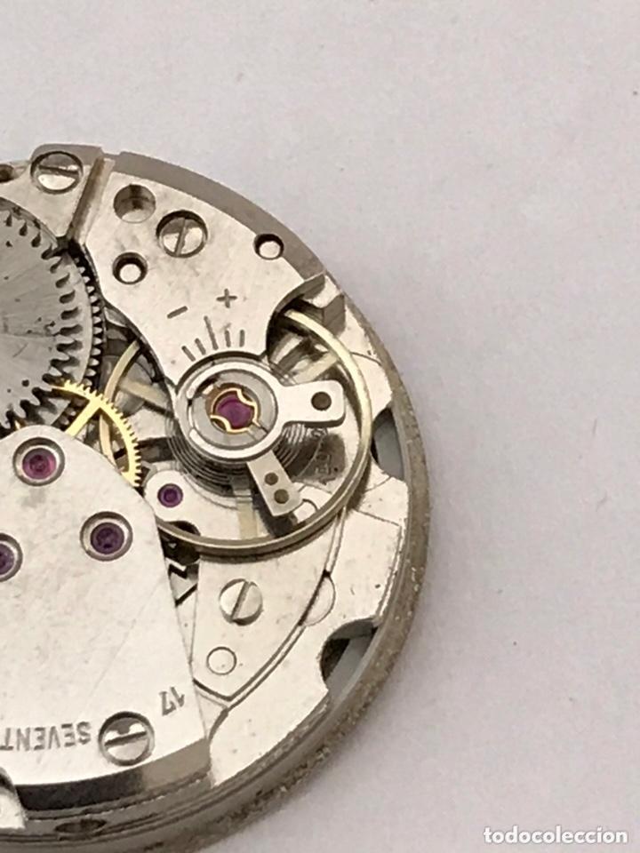 Recambios de relojes: Maquinaria reloj duward doble calendario carga manual - Foto 6 - 173447105