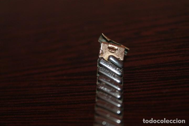 Recambios de relojes: correa de reloj para mujer chapado en oro laminado - Foto 3 - 173641048