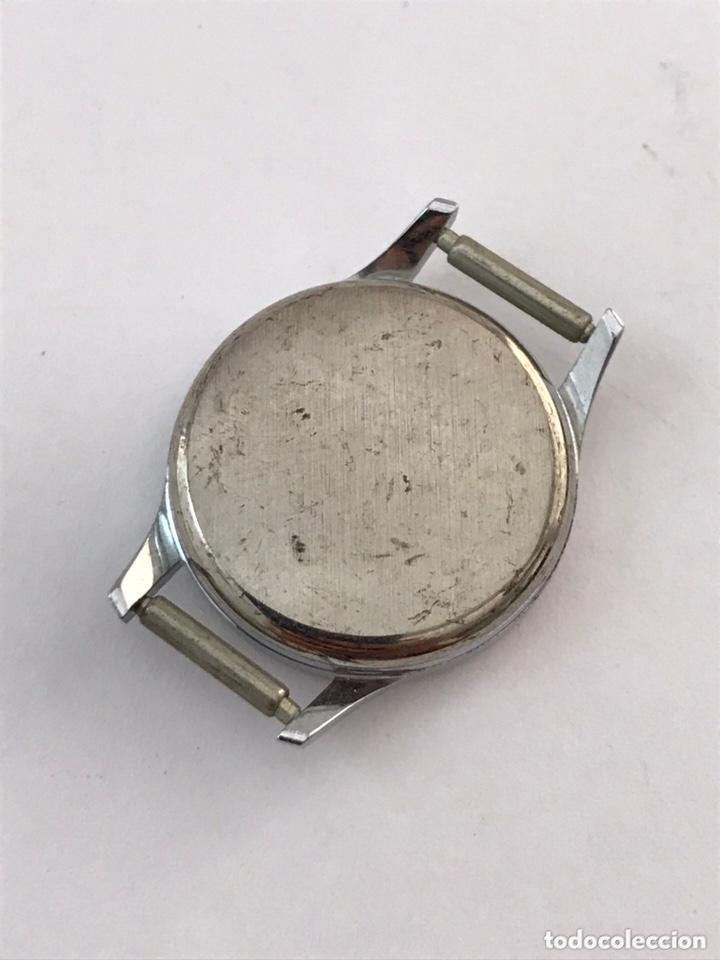 Recambios de relojes: Caja case reloj CYMA 22,5 mm sin usar - Foto 2 - 173659788