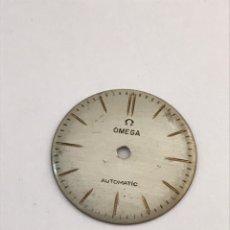 Recambios de relojes: ESFERA OMEGA AUTOMÁTICO 29 MM VER FOTOS. Lote 173661137